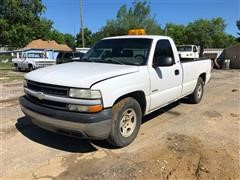 2002 Chevrolet 1500 2WD Long Bed Pickup
