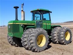1978 John Deere 8630 4WD Tractor
