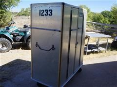 Goldsman Lockable Shipping Container