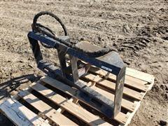 Beltech Post Hole Auger Skid Steer Attachment