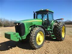 2004 John Deere 8320 MFWD Tractor