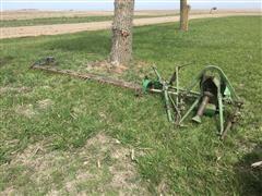 John Deere E039M Sickle Mower