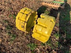 John Deere Rear Wheel Weights