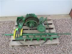 John Deere 9770 Combine Parts