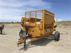 Haybuster 2655 Round Bale Processor