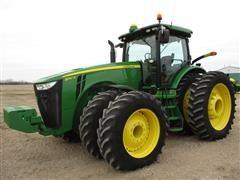2013 John Deere 8310R MFWD Row Crop Tractor