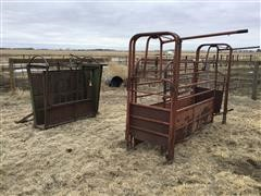 Big Valley Calf Cradle