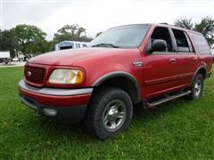 2000 Ford Expedition 4x4 SUV