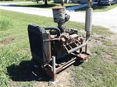 Ford 534 Propane Power Unit For Parts