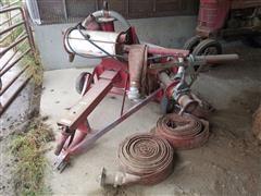 Van Dale C1800 Manure Pump