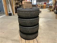Cooper Discoverer M+S LT265/70R18 Tires
