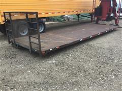 Omaha Standard Steel Flatbed