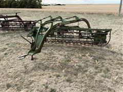 Oliver 107-B Ground Driven Rake