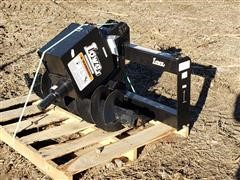 Lowe 750 Classic Skid Steer Post Hole Digger