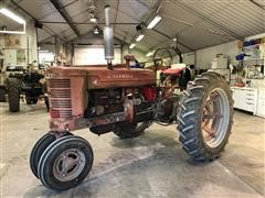 1951 International Farmall M 2WD Narrow Front Tractor