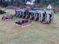Hiniker 5000 Cultivator/Anhydrous Applicator/Hiller