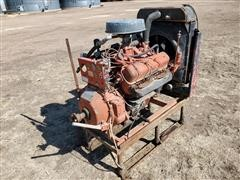International 504 Engine/Generator