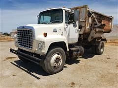 1985 Ford LN8000 S/A Feed Mixer Truck