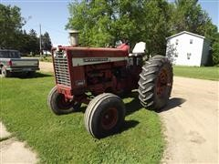 1967 International 1256 2WD Tractor