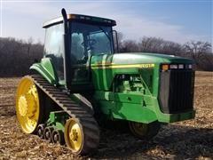 John Deere 8410T Tracked Tractor