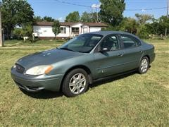 2007 Ford Taurus SE Car