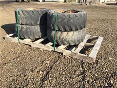 Case 10-16.5 Skid Steer Tires & Rims