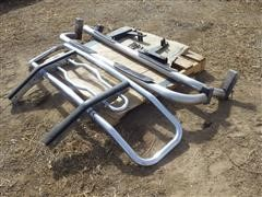 Luverne Grill Guard & Running Rails