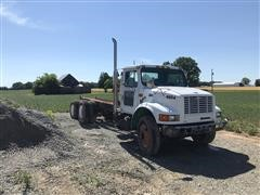 1997 International 4700 T/A Cab & Chassis