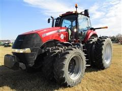 2014 Case IH 315 Magnum MFWD Tractor
