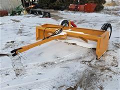 2019 Industrias America F08 8' Wide Box Scraper