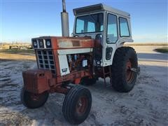 1973 International F966 2WD Tractor