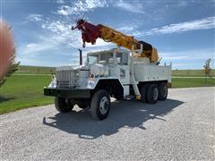 1977 General 5 Ton T/A Digger Derrick Truck