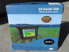 Case International EZ Guide 500 Light Bar Guidance System