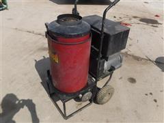 Allied 2000-3JGT Diesel-Fired Hot High Pressure Washer