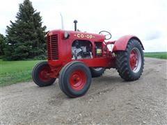 CO-OP 3 2WD Tractor