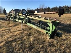 Moore-Built 40' Gull Wing Stacker Bar