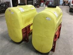 Snyder 200 Gallon Saddle Tanks