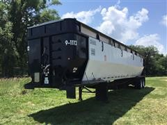 2009 Aulick 4670542 AULtimate T/A Live Bottom Trailer