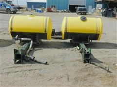 300 Gallon Saddle Tanks