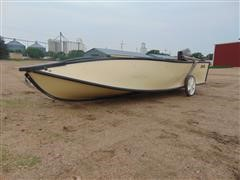 Porta-Boat Genesis IV Series Folding Boat
