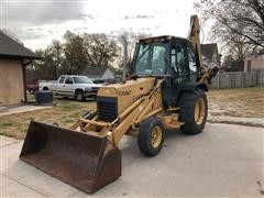 1995 Ford 555D Backhoe Loader