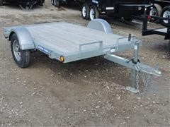 2013 Unused Sure-Trac Utility Tilt Trailer