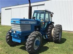 Ford TW-25 MFWD Tractor