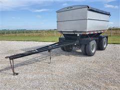 1977 Homemade T/A Pup Grain Trailer