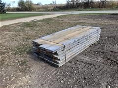 2017 White Pine 8 X 4 Lumber