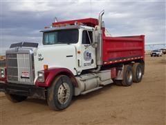 1996 International Eagle T/A Dump Truck Conversion