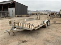 2008 Innovative Trailers Mfg T/A Utility Trailer