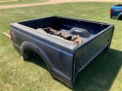 2011 Ford F250 Pickup Box