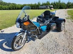 1975 Honda Goldwing Trike