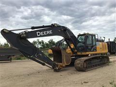 2015 John Deere 300G LC Excavator